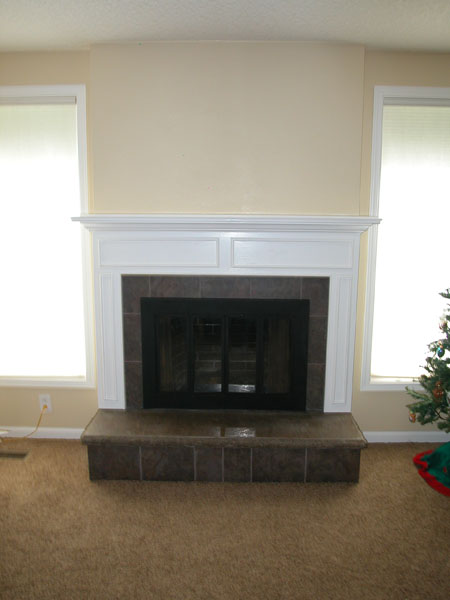 Residential Fireplace Remodel Aloha Oregon