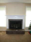 Ferrel Fireplace Remodel
