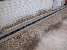 Commercial Trench Drain