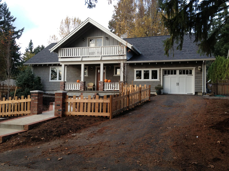 Complete resididential home construction for Residential home builder
